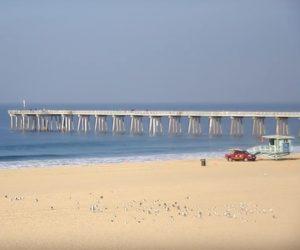hermosa beach pier live cam