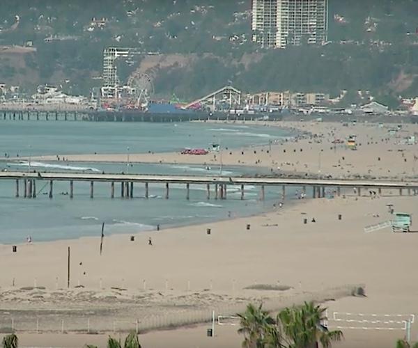 Venice Beach Cam - HDBeachCams