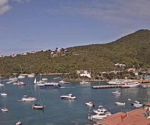 cruz bay st john webcam